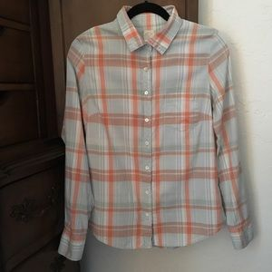 J. Crew button down shirt